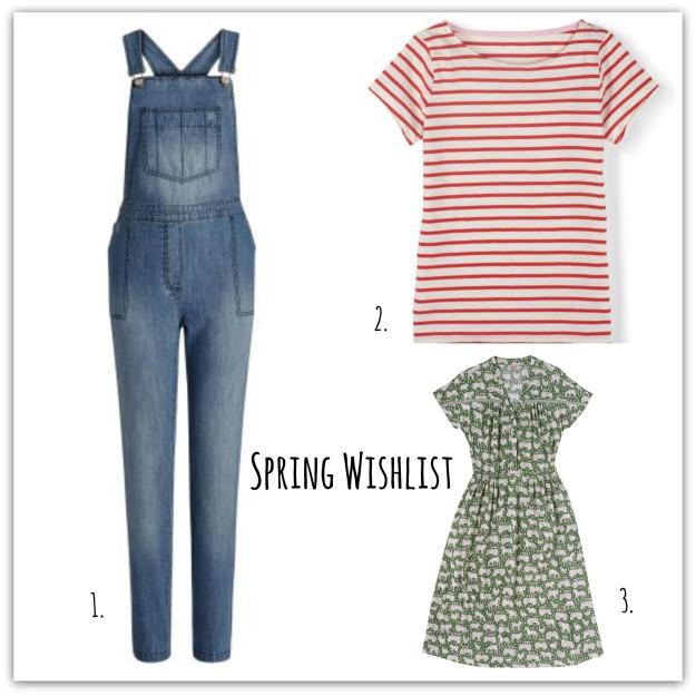 Spring wishlist 2015